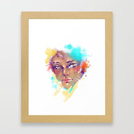 Fool  Framed Art Print