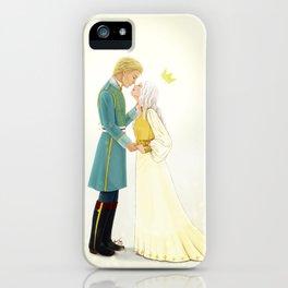 Nikolai and Alina iPhone Case