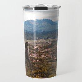 Meteora Panorama Travel Mug
