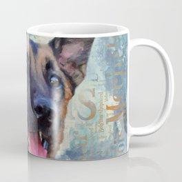 Malinois  - Belgian shepherd - Mechelaar Coffee Mug