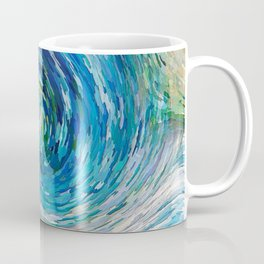 Wave to Van Gogh III Coffee Mug