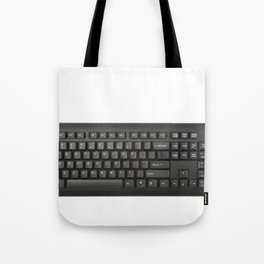 Keyboard Typewriter-style Device Arrangement Keys Switches Technology Input Tote Bag
