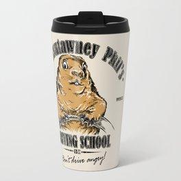 Punxsutawney Phil's Driving School Travel Mug