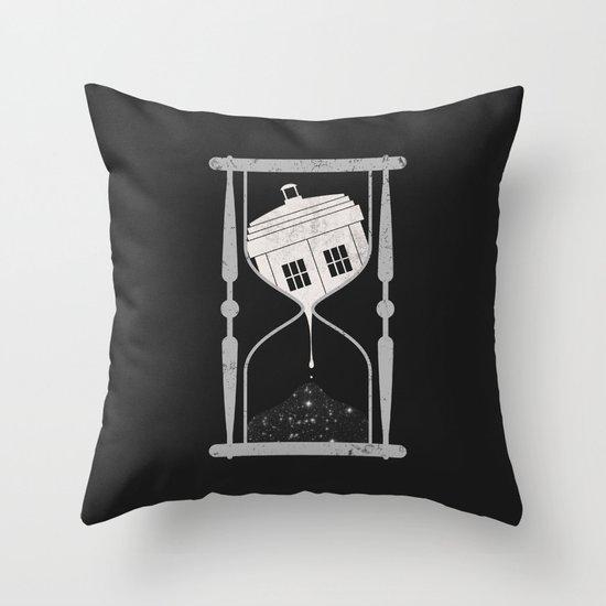 Spacetime Throw Pillow