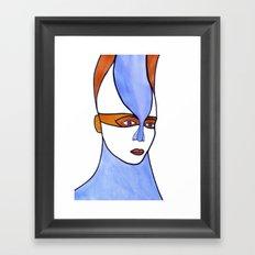 Venusta (previous age) Framed Art Print