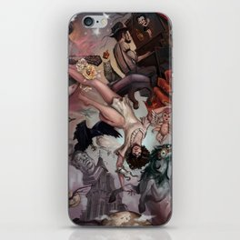 Theater of Lucid Dreaming iPhone Skin