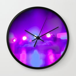 Rave Rewind Wall Clock