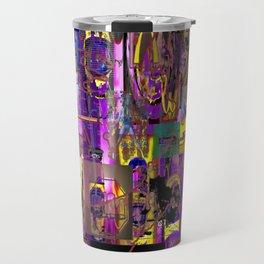 A Litany (of Complaints) [A.N.T.S. Series] Travel Mug
