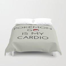 Cardio Duvet Cover