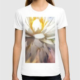 Lotus on lake T-shirt