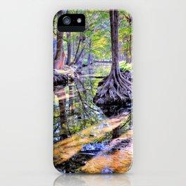 Wimberley iPhone Case
