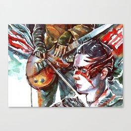 Sigur Ros Canvas Print