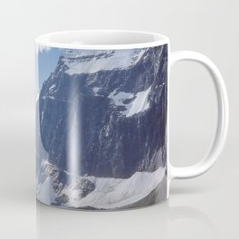Mount Edith Cavell: Ghost Glacier Coffee Mug