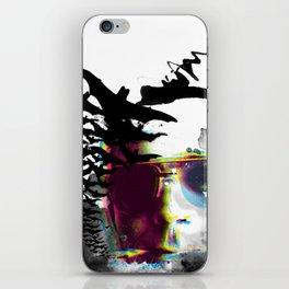 Hunter S iPhone Skin