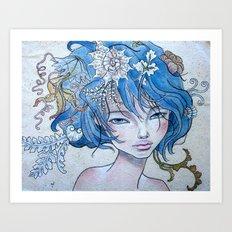 Nereid II Art Print