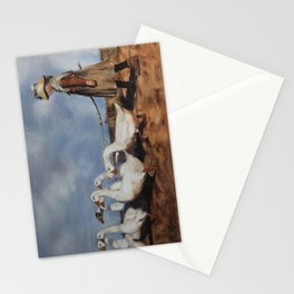 To New Pastures Stationery Cards