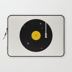 Music, Everywhere Laptop Sleeve