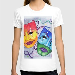 Comedy and Tragedy T-shirt