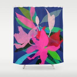 lily 13 Shower Curtain