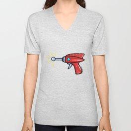 Ray Gun Unisex V-Neck