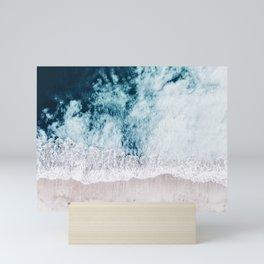 Ocean Fade Mini Art Print