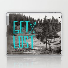 Get Lost x Yellowstone Laptop & iPad Skin