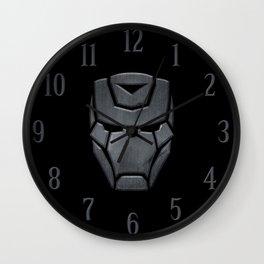 Iron-former Wall Clock