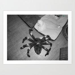 My worst fear Art Print