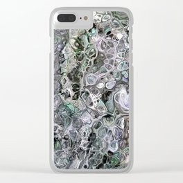 The Past is Beckoning Clear iPhone Case