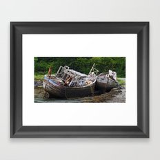 Hulks 2 Framed Art Print