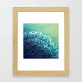 Boho Framed Art Print