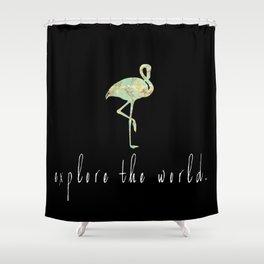 limitless. Shower Curtain