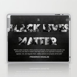 Black Lives Matter Laptop & iPad Skin