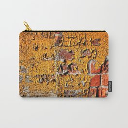 Orange Peel Carry-All Pouch