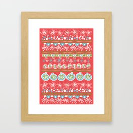 Jolly Framed Art Print