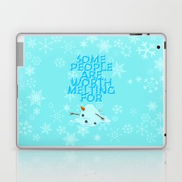 Melted Laptop & iPad Skin