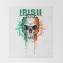 To The Core Collection: Ireland Throw Blanket