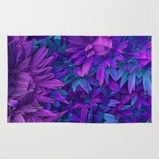 Purple Jungle Rug