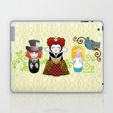 Kokeshis Alice in Wonderland Laptop & iPad Skin