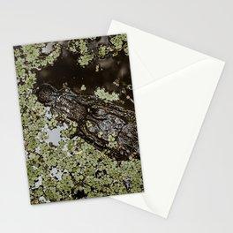 Jean LaFitte Alligator Stationery Cards