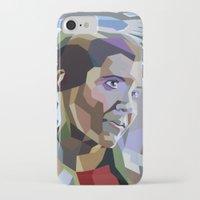 princess leia iPhone & iPod Cases featuring Leia by iankingart