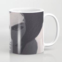 Lady stare down Coffee Mug