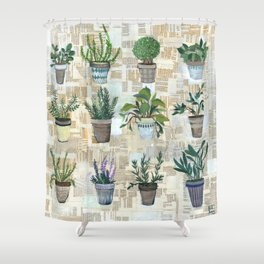 This Is Home To Me Shower Curtain