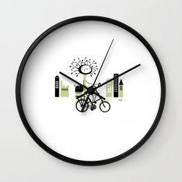 NenatreeBike Wall Clock