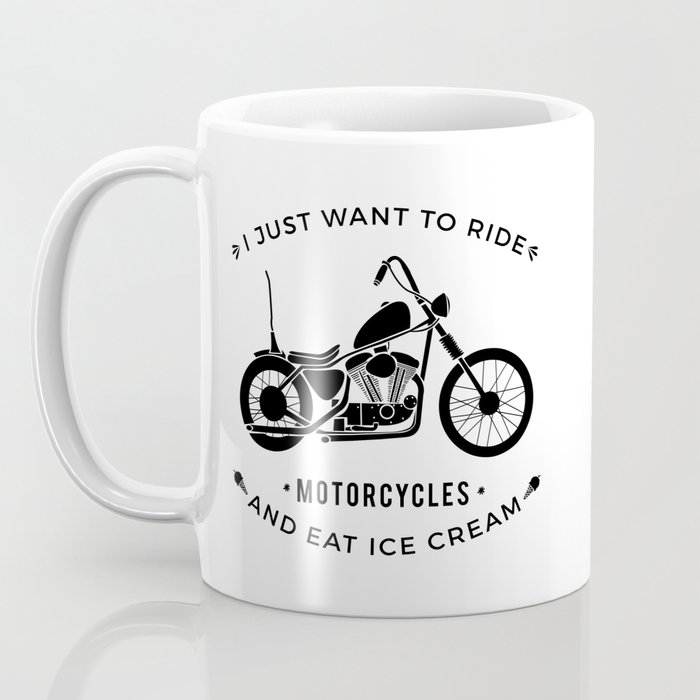 Chopper - Ice Cream Coffee Mug