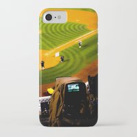 steelers iPhone & iPod Cases featuring Behind the scenes by Stu Naranch
