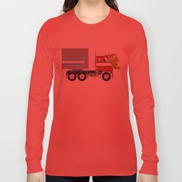 Robot's Wrong Disguise Long Sleeve T-shirt