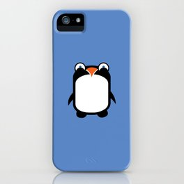 Pengwin (Penguin) iPhone Case