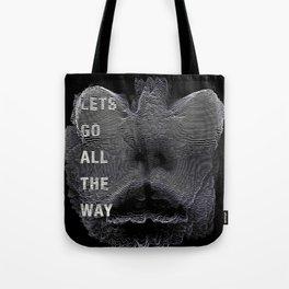 Alien Lover Tote Bag