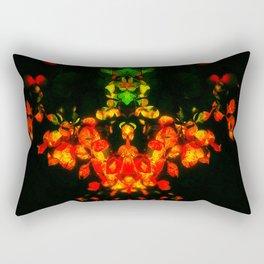 Flower Powerful Rectangular Pillow